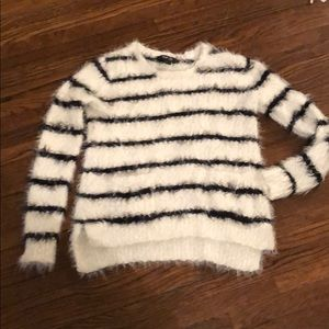 Style& Co petite stripe sweater